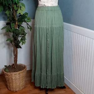 Double D Ranch Maxi Skirt